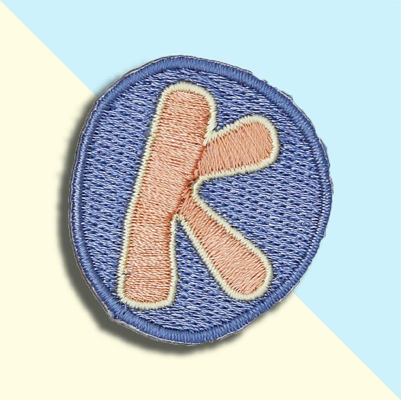 童趣刺繡貼-K