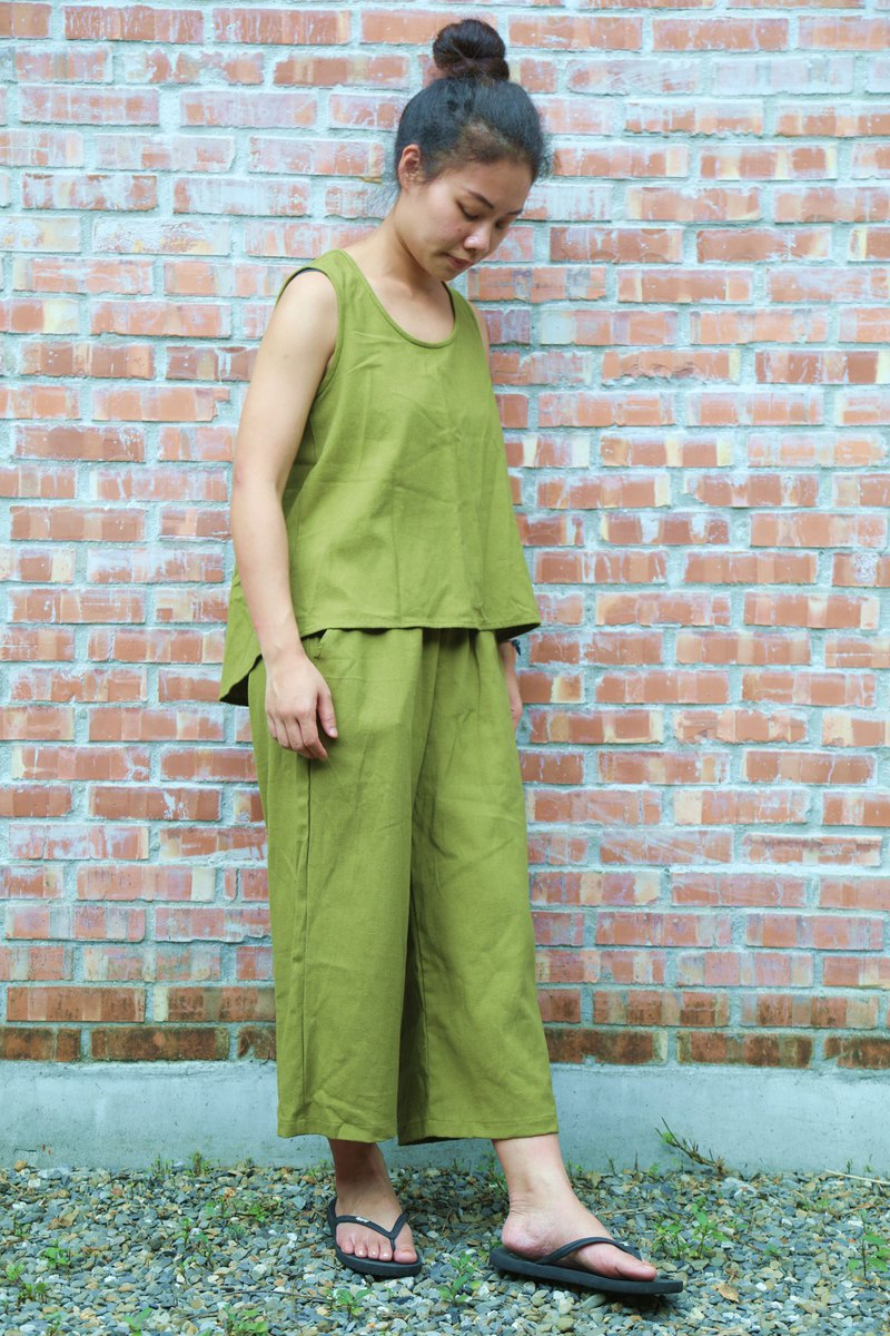 Comfortable everyday - wide pants