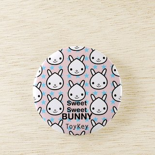 ToyKey toys ► Sweet Sweet Bunny Rabbit ◄ Shui badge 24