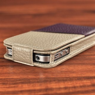 STORYLEATHER made (SAMSUNG series) Style U6 PDA-type cover fight mezzanine Custom leather case