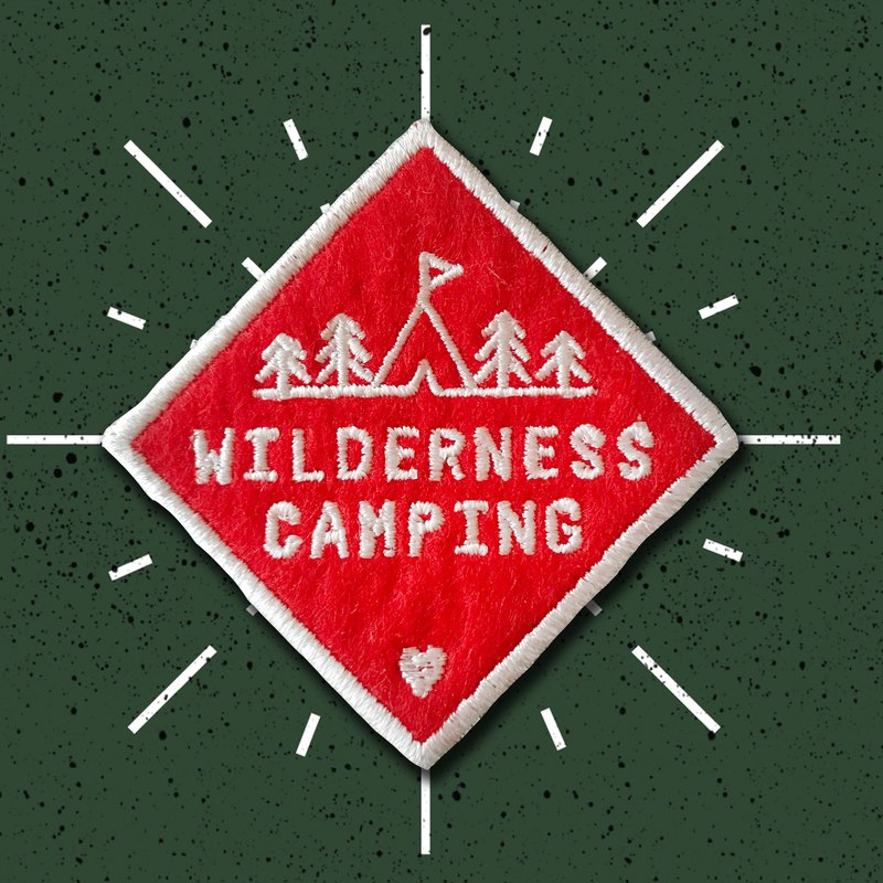 WILDERNESS CAMPING CUB SCOUT