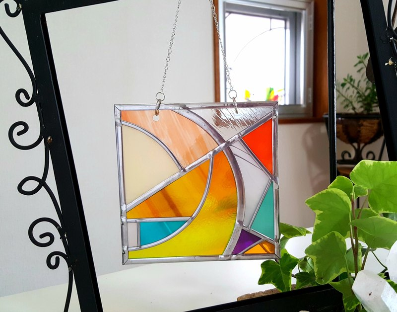 Color Therapy Hanging Art  Freedom