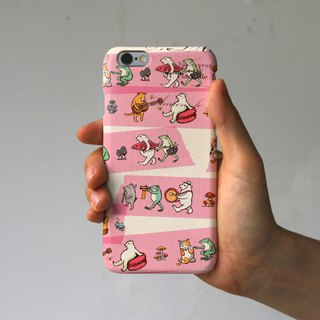 iPhone Case Masking Tape (Pink)