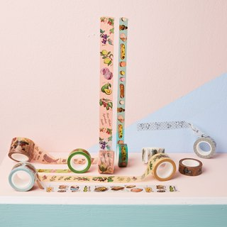 9 Washi Tapes Gift Pack