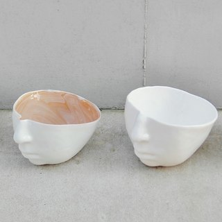 Face Bowl - Susan