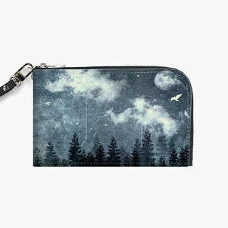 Snupped Isotope - Phone Pouch - The cloud stealers