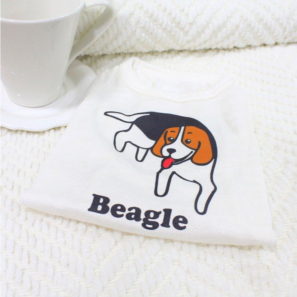 [NINKYPUP] Dog Reflective Clothes-Beagle, customized design