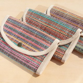 Valentine's Day Handbags / Handbags / Handbags / Handbags / Wallets / Wallets - Boho Color Gradually Bamboo Bunches (Small)