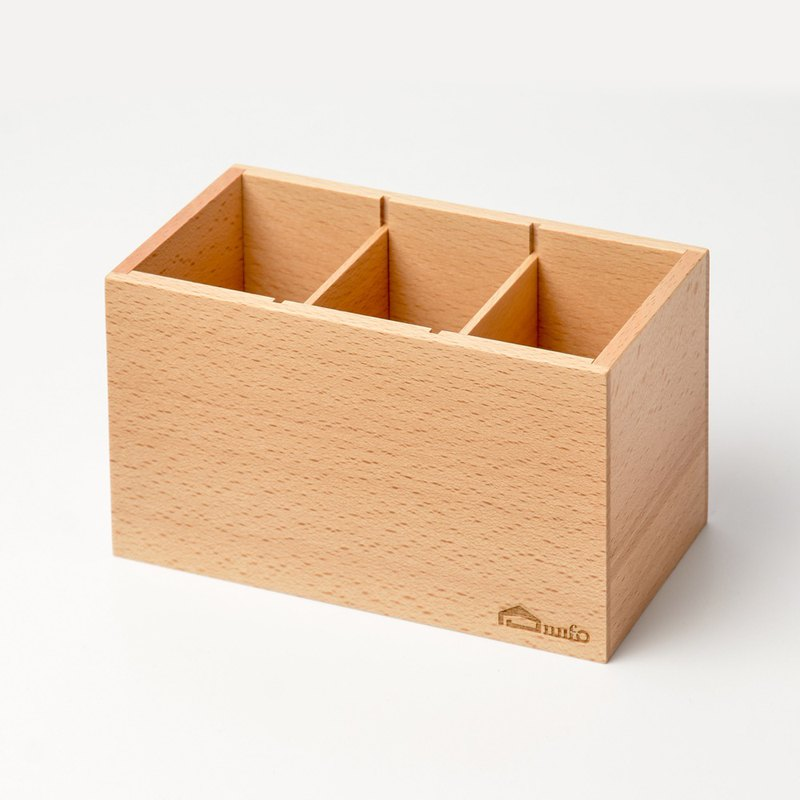 [Large Control Box] Elm Pen Box School Gifts Corporate Gifts
