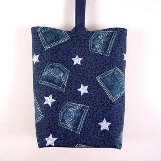 Storage bag diaper bag bag Universal - little cowboy