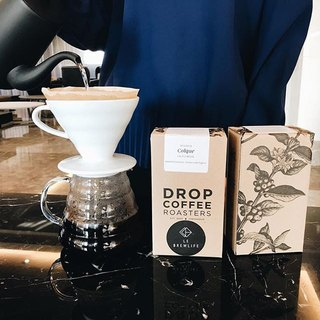 | Filter Hanging Coffee | Sweden Drop Coffee Roasters - Washed Light Baking Salvador 10