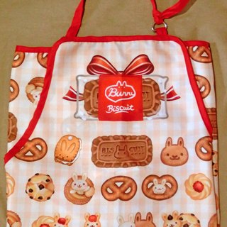 Apparel - Knee-length Apron - Western Point Biscuit Rabbit