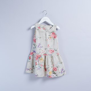 Versailles rose hand-made non-toxic dress