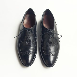 90s American giant carved Oxford shoes | Allen Edmonds US 11.5D EUR 4546
