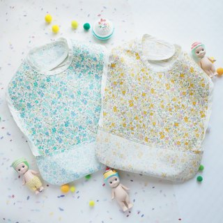 Baby Eating Apron - 2pieces set