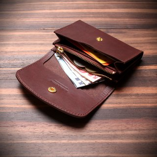 [NS handmade leather goods] wallet, wallet (free printing)