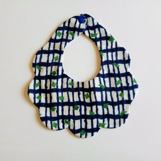 Japanese cotton gauze Lange green cotton yarn cloud bibs Miyuki gift bib baby bib baby bibs saliva towel six-layer yarn eight-layer yarn