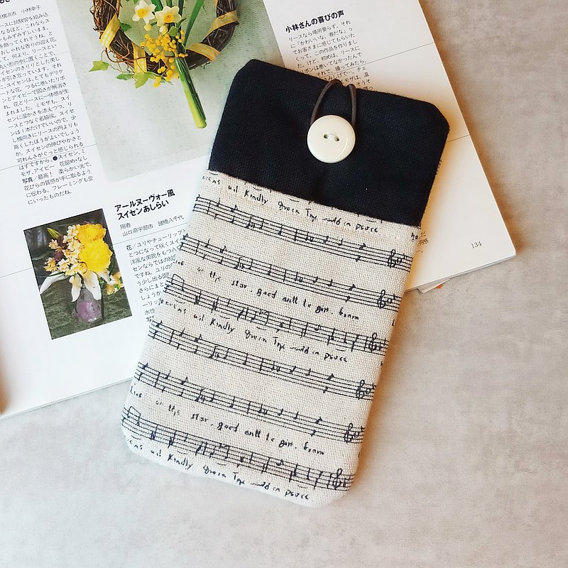 iPhone sleeve, iPhone pouch, Samsung Galaxy S8, Galaxy Note 8, cell phone, ipod classic touch sleeve (P-236)