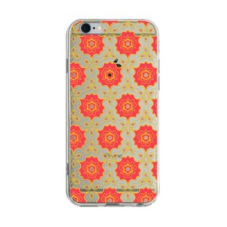Orange pattern - Samsung S5 S6 S7 note4 note5 iPhone 5 5s 6 6s 6 plus 7 7 plus ASUS HTC m9 Sony LG G4 G5 v10 phone shell mobile phone sets phone shell phone case
