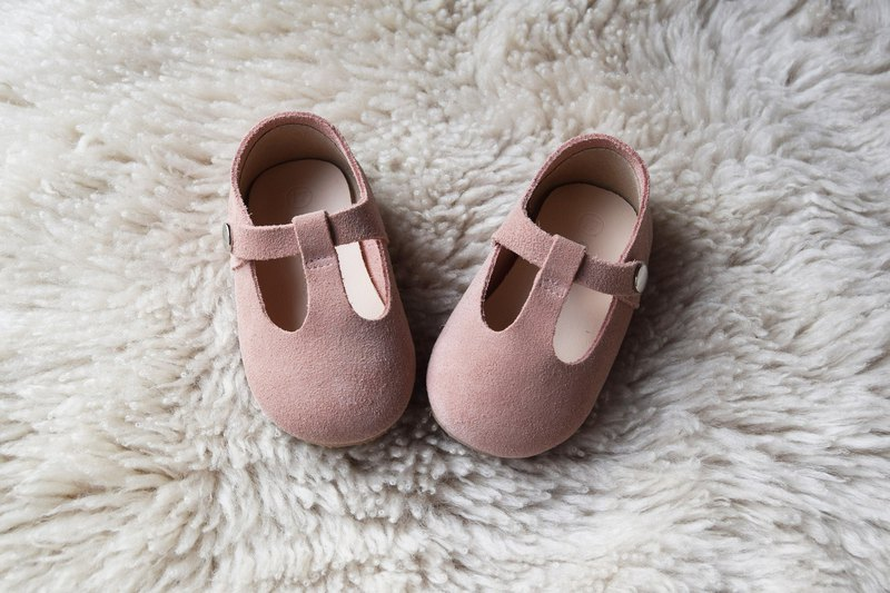 beda28213e71 Dusty Rose Toddler Girl Shoes