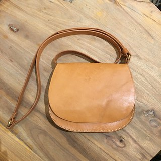 Hin window leather art - handmade leather - shoulder bag handbag hand-made vegetable tanned chrome tanned customized custom Wen-ching