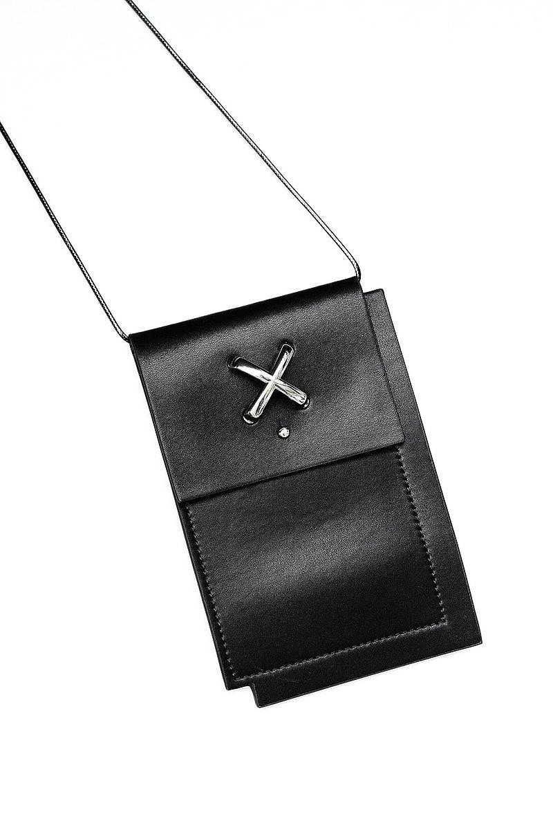 【SALE】  MBS流蘇手機包真皮幾何零錢包隨身mini包卡包