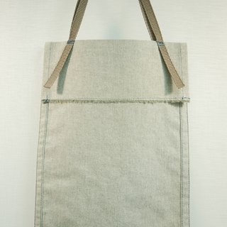 A4 whims accompanying bags (Indigo)