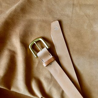 Huabee-original leather belt