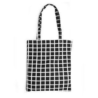 | 039 | Artistic retro wild design black square canvas bag shoulder bag