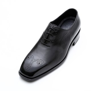 Liu knife carved Oxford shoes