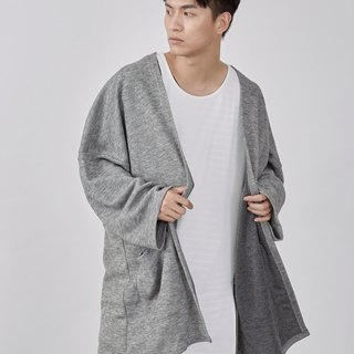 Big pocket knit robe #9098