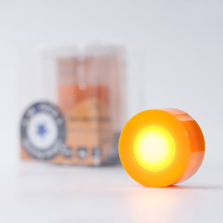 MOGICS │ Mochi Candle Lamp Terminator (Successful Tangerine)