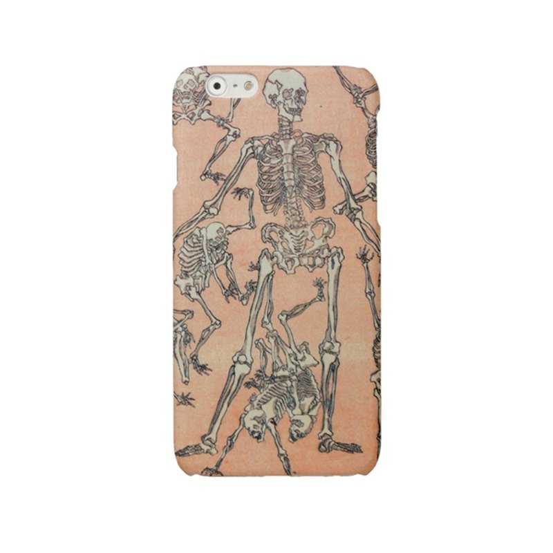 iPhone case Samsung Galaxy Case Phone case hard plastic art skeleton  2222