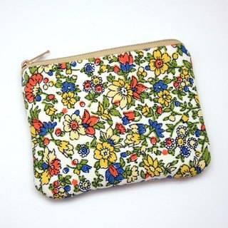 Zipper pouch / coin purse (padded) (ZS-219)