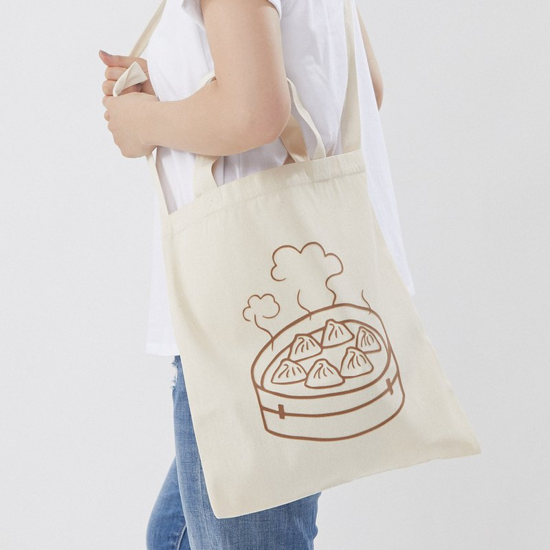 XiaoLongBao SOUP DUMPLINGS Cotton Shopping Tote Bag