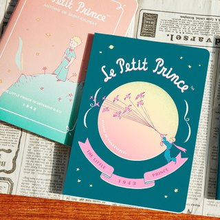 7321 Design Magic Series Little Prince Horizontal Line Notebook M - Migratory Bird Travel, 73D73426