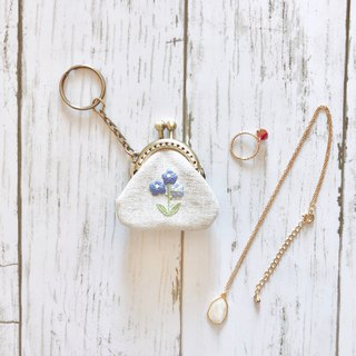 Order Production frame purse XS Forgetmenot