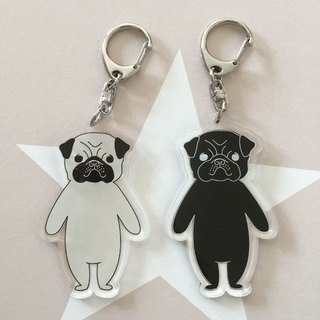 DOG KEY FOG - PUG -