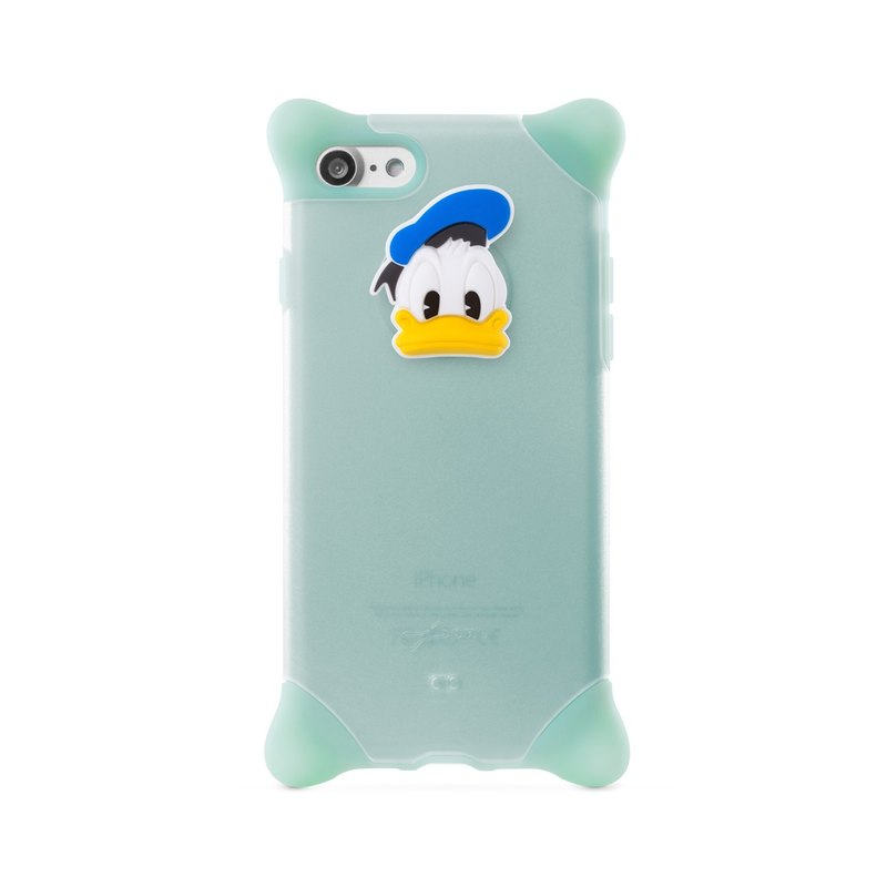 Bone / iPhone 8 / 7 Bubble Protector - Donald Duck
