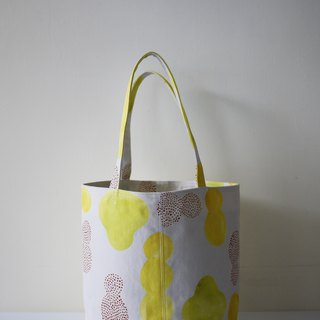 Moshimoshi | Round bottom bag - melon