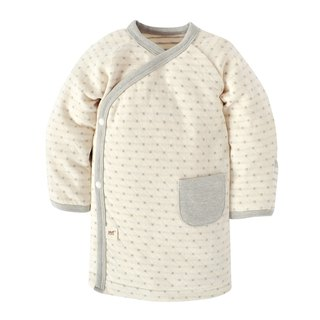 Fawn gray double woven belly