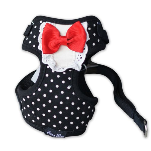 Pet paternity dog ​​& meow classic maid chest back with a rope