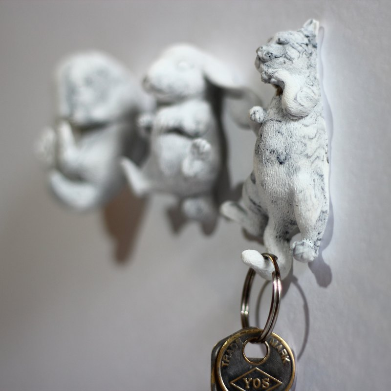 Mable。Cat。Super-strong wall hanging magnet