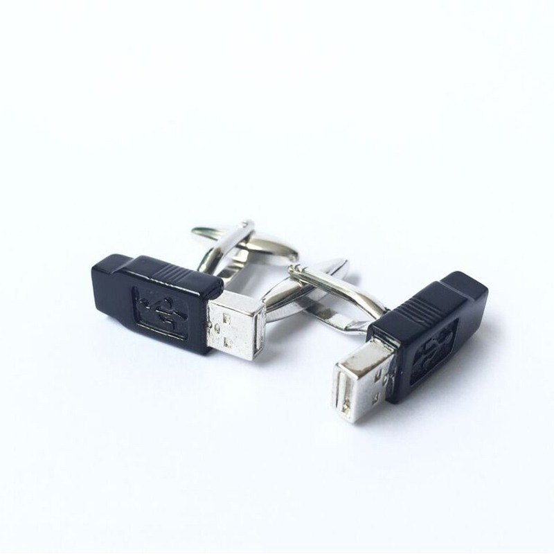 Computer Engineering USB Cufflinks