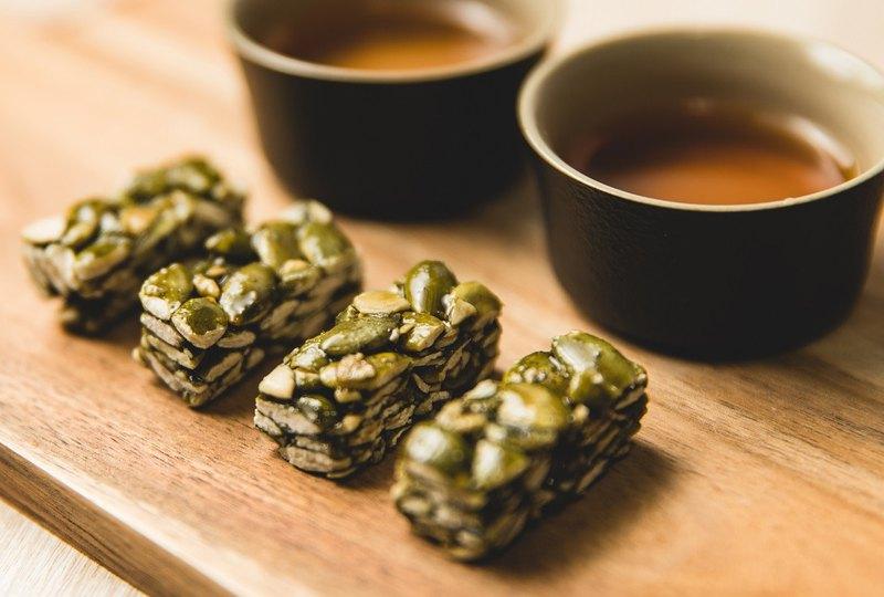 綠茶南瓜子酥