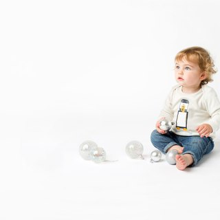 Penguin T-shirt  Bio-Organic cotton for Baby