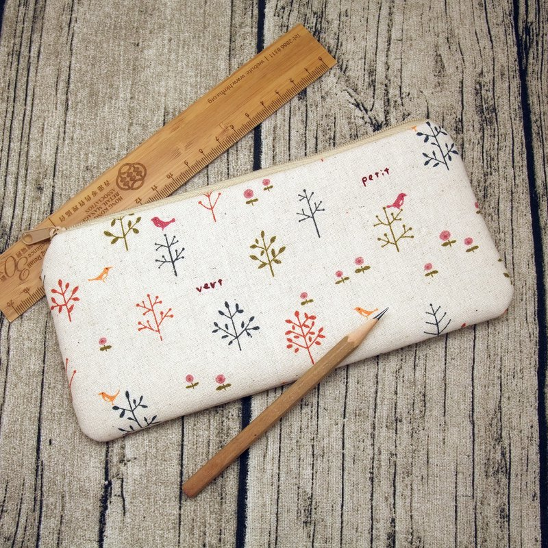 Large Zipper Pouch, Pencil Pouch, Gadget Bag, Cosmetic Bag (ZL-7)