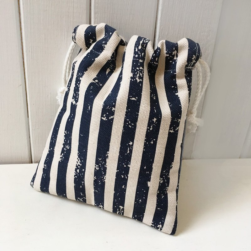 mini drawstring pouch/ small Muslin cotton drawstring bags