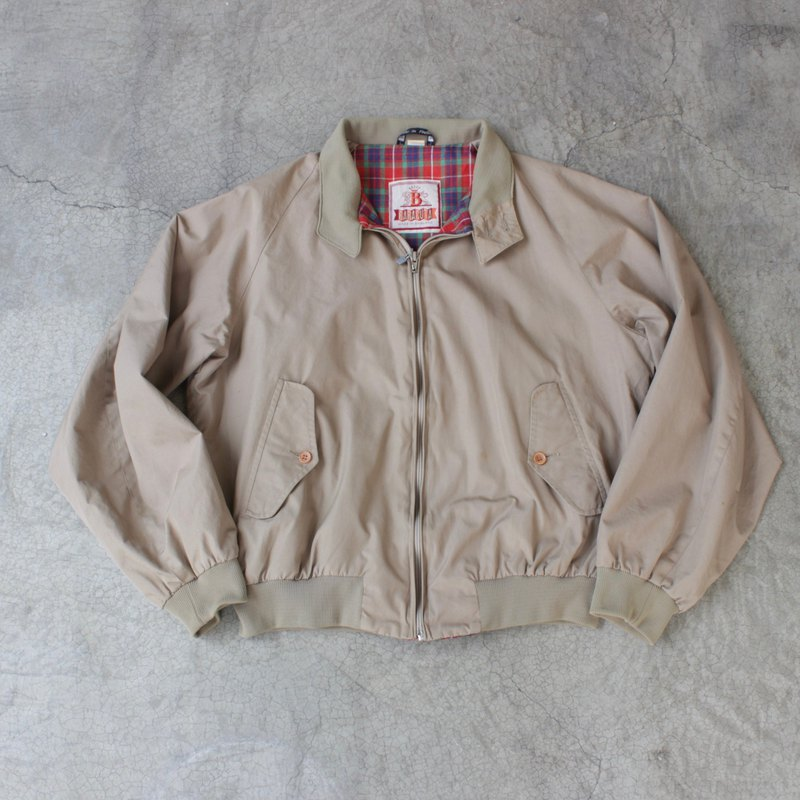 Baracuta Harrington Jacket Wellington Jacket