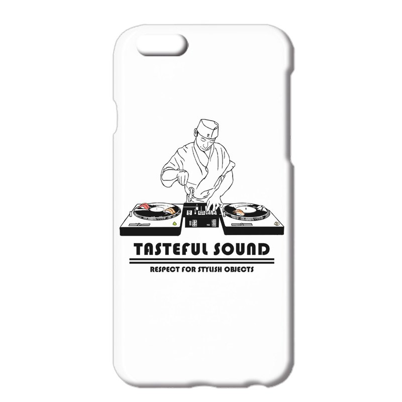 iPhone case / tasteful sound